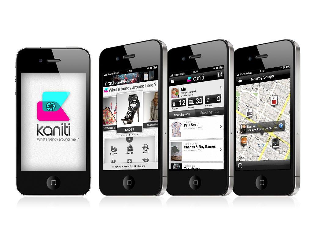 Kaniti pour iPhone -  - Design by Kermitklein.com - DA Mobile Freelance